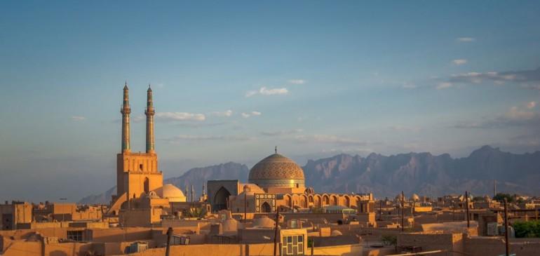 İran (29 Eylül – 11 Ekim 2017)