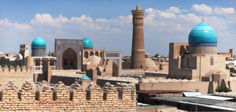 Özbekistan-Türkmenistan   (24 Ağustos – 04 Eylül 2017)