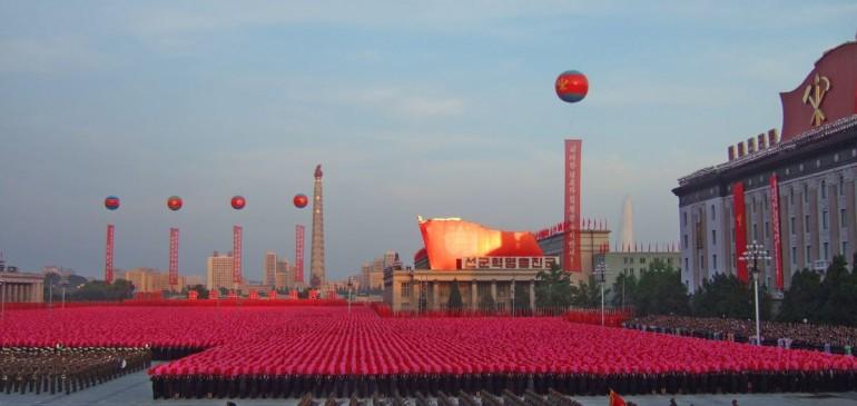 Dünyanın En Kapalı Ve En Gizemli Ülkesi Kuzey Kore / 12-21 Mayıs 2017