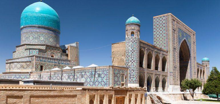 Özbekistan- Türkmenistan / 15-26 Eylül 2018